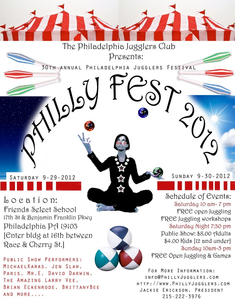 Philly Fest 2012