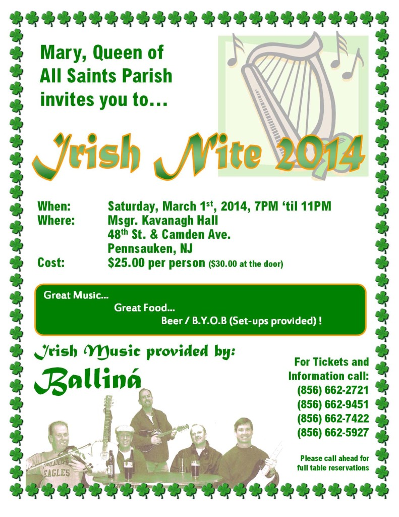 Irish Nite