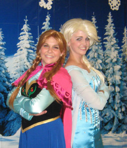 Ice Princesses