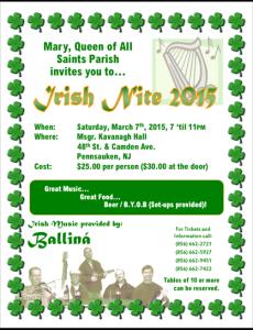IrishNite2015