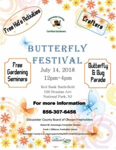 Butterfly Festival at Red Bank Battlefield
